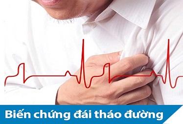 Bệnh tiểu đường và biến chứng tim mạch